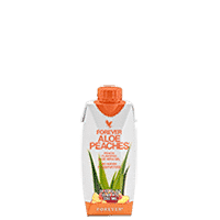 aloe peaches mini 12 stuks -30%
